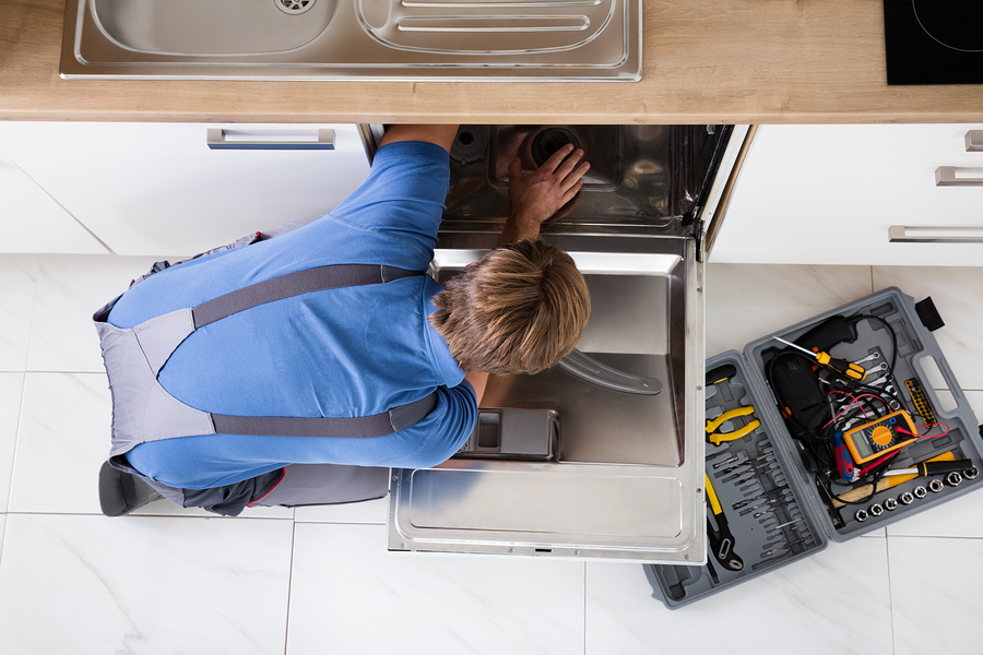 professional appliance repair service
